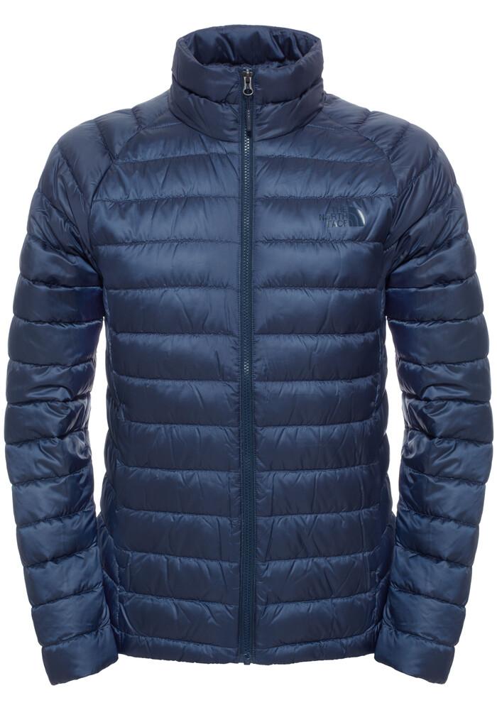 The North Face Trevail Jas blauw l Voordelig bij outdoor ...